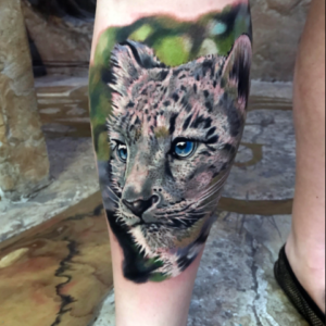 San Diego Tattoo Artist Grant McConnell 2