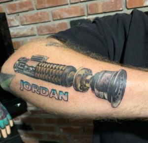 San Diego Tattoo Artist Matty Butler 1