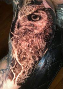 San Diego Tattoo Artist Tyler Ciarlanti 1