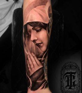 San Diego Tattoo Artist Tyler Ciarlanti 2