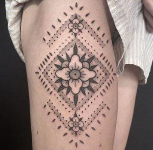 Santa Fe Tattoo Artist Jordan Lempe 1