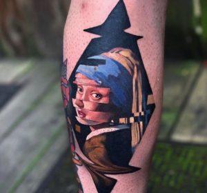 Seattle Tattoo Artist Archie Bronson 1