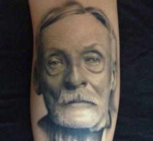 Seattle Tattoo Artist Archie Bronson 2