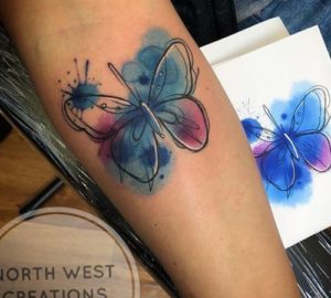 Seattle Tattoo Artist Danara Christensen 2