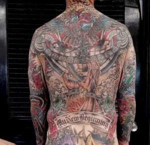 Shannon Cullen Tattoo Artist