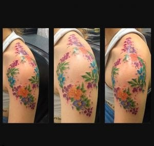 Sonia Mendez Anderson Tattoo Artist