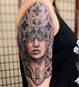 Spokane Tattoo Artist Andrew Sussman 2