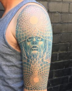 Spokane Tattoo Artist Joe Clark 3