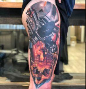 Spokane Tattoo Artist Joe Clark 5