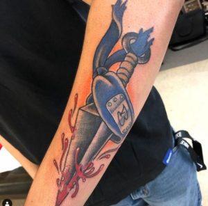 Spokane Tattoo Artist Kyle Bartholomew 2