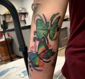 Spokane Tattoo Artist Sharla 1