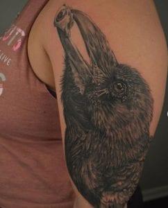 Steve Neff Tattoo Artist 1