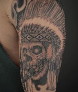 Steve Neff Tattoo Artist