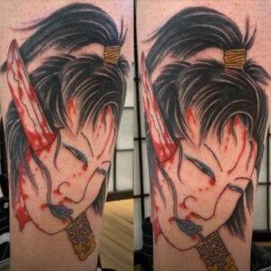 Tattoo Artist Rhyno 1