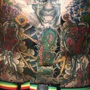 Tattoo Artist Rhyno 2