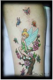 What Does Tinkerbell Tattoo Mean 45 Ideas and Designs
