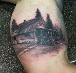 Travis Harper Tattoo Artist 1