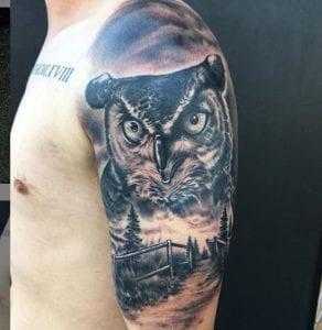 Travis Harper Tattoo Artist