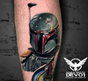Tucson Tattoo Artist Nicholas Rogalski 1
