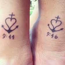 Twin Tattoos 14