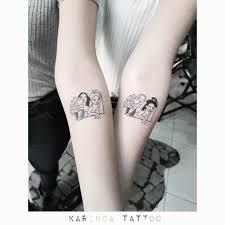 Twin Tattoos 23