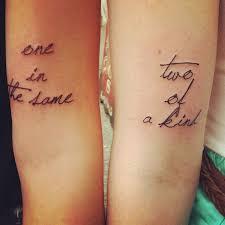 Twin Tattoos 32