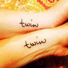 Twin Tattoos 44
