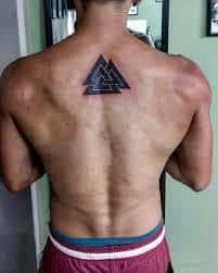 Valknut Tattoo 19