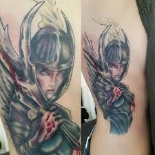 Valkyrie tattoo 31 tattoo seo for Assassin tattoo houston