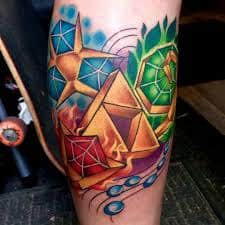 Video Game Tattoos 10