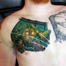 Video Game Tattoos 13