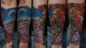 Video Game Tattoos 2