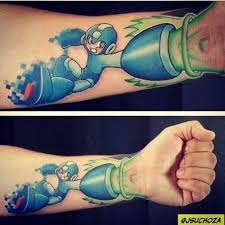 Video Game Tattoos 27