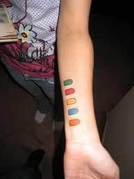 Video Game Tattoos 35