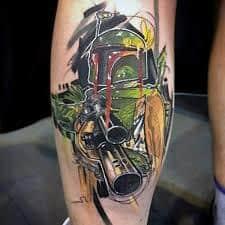 Video Game Tattoos 43