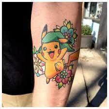 Video Game Tattoos 53
