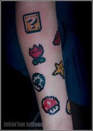 Video Game Tattoos 58