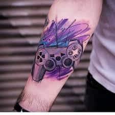 Video Game Tattoos 6