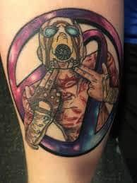 Video Game Tattoos 62