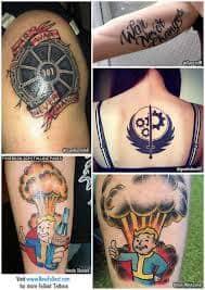 Video Game Tattoos 63