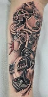 Video Game Tattoos 8