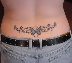 Waist Tattoo 12