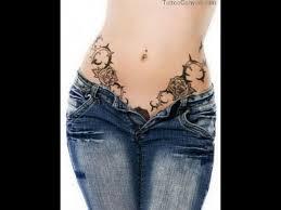 Waist Tattoo 22