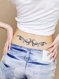 Waist Tattoo 23