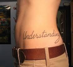 Waist Tattoo 45