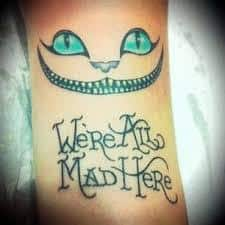 We're All Mad Here T...