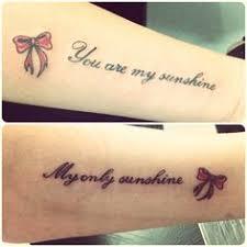 You Are My Sunshine Tattoo 21