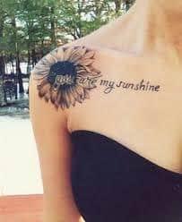 You Are My Sunshine Tattoo 5