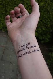 lyric tattoos 20