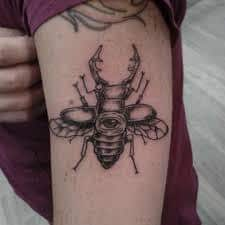 e242390e4d000 What Does Beetle Tattoo Mean? | 45+ Ideas and Designs